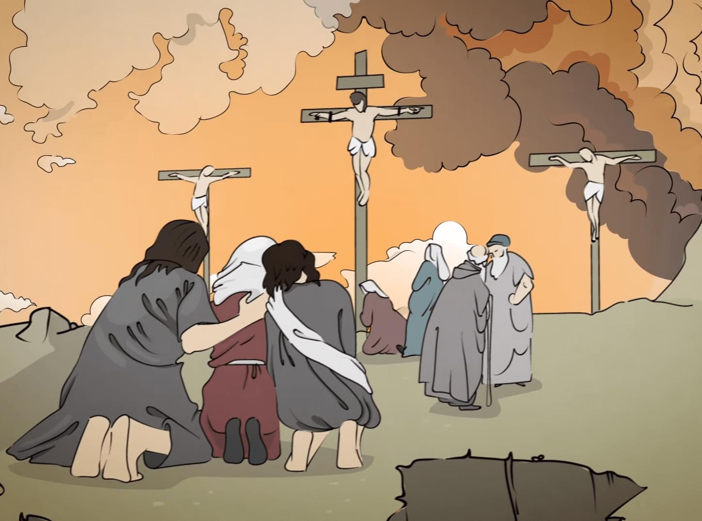 Isus a suferit în locul tău